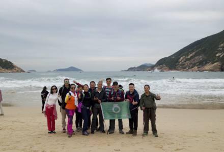 2018.12.09香港四大远足径盘点——港岛径徒步穿越