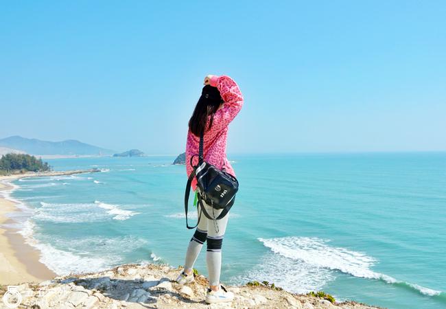 黑排角观海