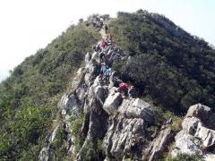 排牙山徒步路线攻略 建议多人攀登