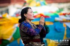 【西藏】大昭寺,雪域高原上的朝圣面孔
