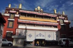 进入西藏小昭寺攻略