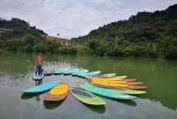 亲亲水,这个夏天和广州流溪河皮划艇有个约会
