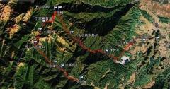 湖南K2韭菜岭——一次绝对具有挑战性的爬山