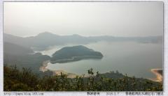 香港船湾淡水湖&红石门&印洲塘游记
