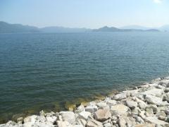 传说中的香港小三水 船湾淡水湖19公里穿越
