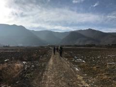 鳌山两日穿越 记录一次有意义的旅程
