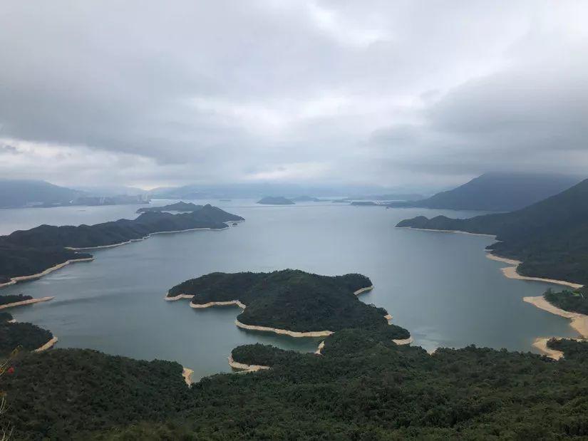香港小三水! 船湾淡水湖攻略分享
