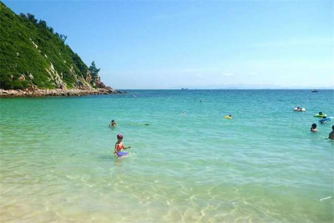 【深圳小塞班】三门岛浪漫之旅,赏海岛风光,快艇冲浪、海边露营、烧烤