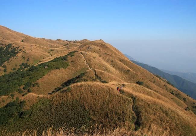 【登高望远】惠东大南山精华段 爬山者心中的圣地  第59期  3月23日