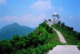 深圳就是爱爬山 梧桐山攻略
