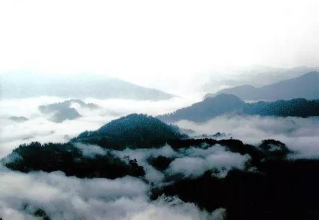 五五户外中国十大非著名山峰-佛顶山穿越