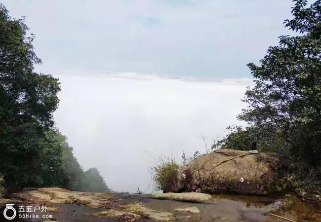 五五户外【四大名山】惠州罗浮山飞云顶15公里穿越