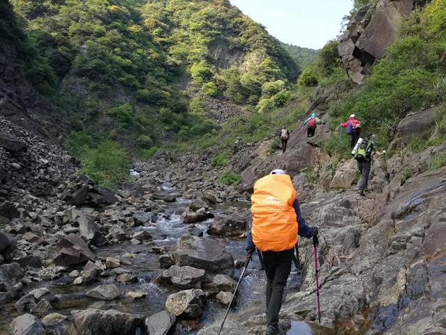 五五户外湖南K2-韭菜岭穿越
