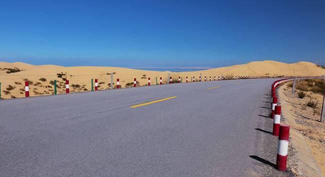 丝绸之路沙漠露营【五五户外】