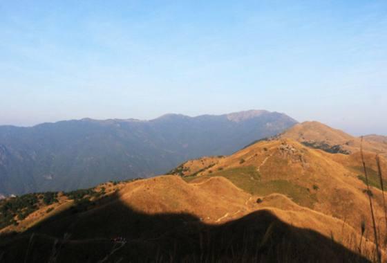 【大草甸】惠东大南山精华段芦苇荡穿越   第17期  1月28日