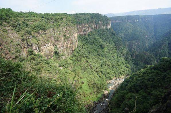 12月15~16号:回归自然|深盟第二届广东大峡谷徒步