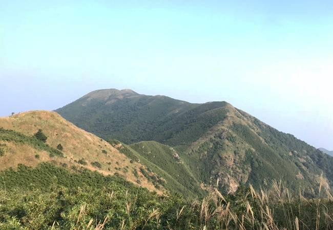 五五户外博罗四方山穿越