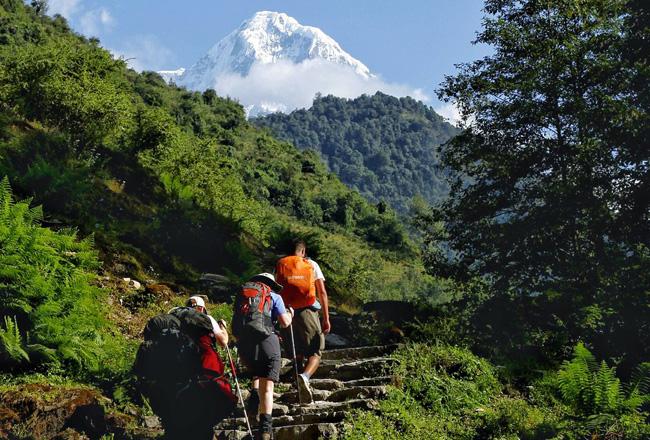 初级珠峰徒步(2天)尼泊尔高山王国8晚9日体验团A线 (加德满都集合) 9 Days