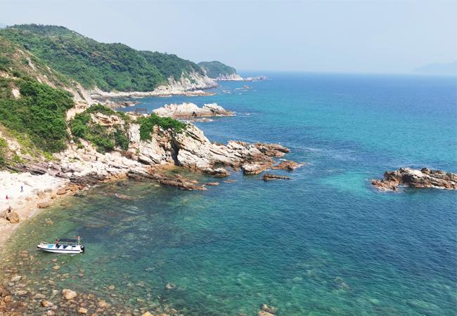 【特惠活动】深圳东西冲穿越 徒步深圳最美海岸线