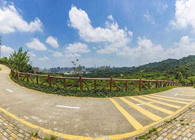 深圳银湖山郊野公园交通路线攻略