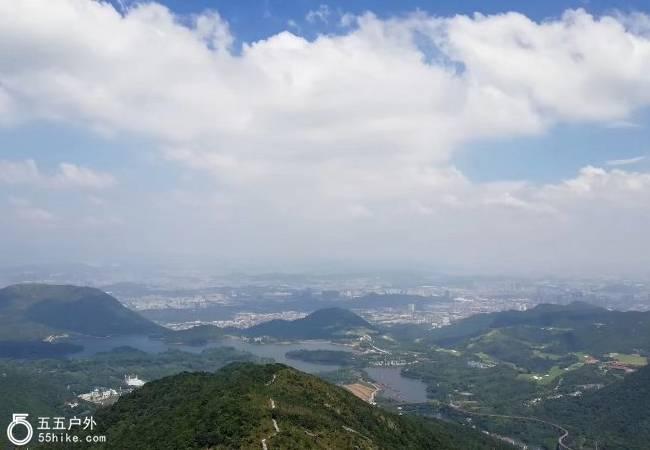 【山海一色】深圳十峰之梅沙尖 海滨栈道大梅沙