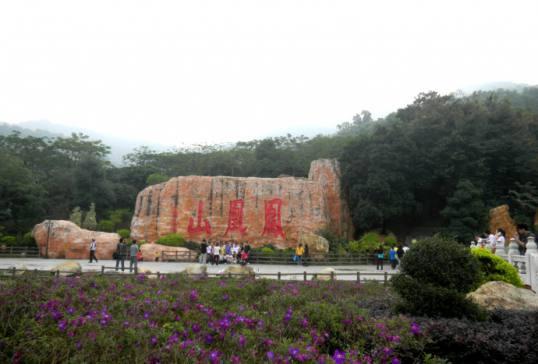 深圳凤凰山一日游攻略