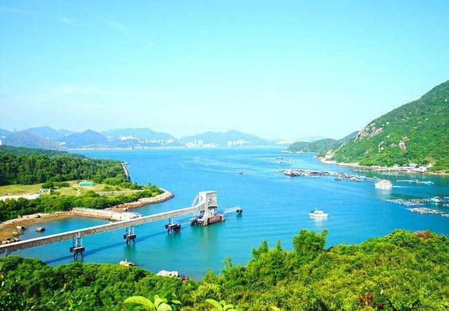 五五户外香港南丫岛徒步
