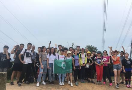 2018.07.07 【走遍深圳系列】梅林大环线12公里徒步