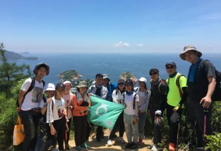 2018.07.29从深圳到香港只为遇见最美港岛径徒步穿越