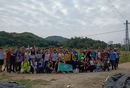 2018.10.14狮子岛徒步穿越一日游
